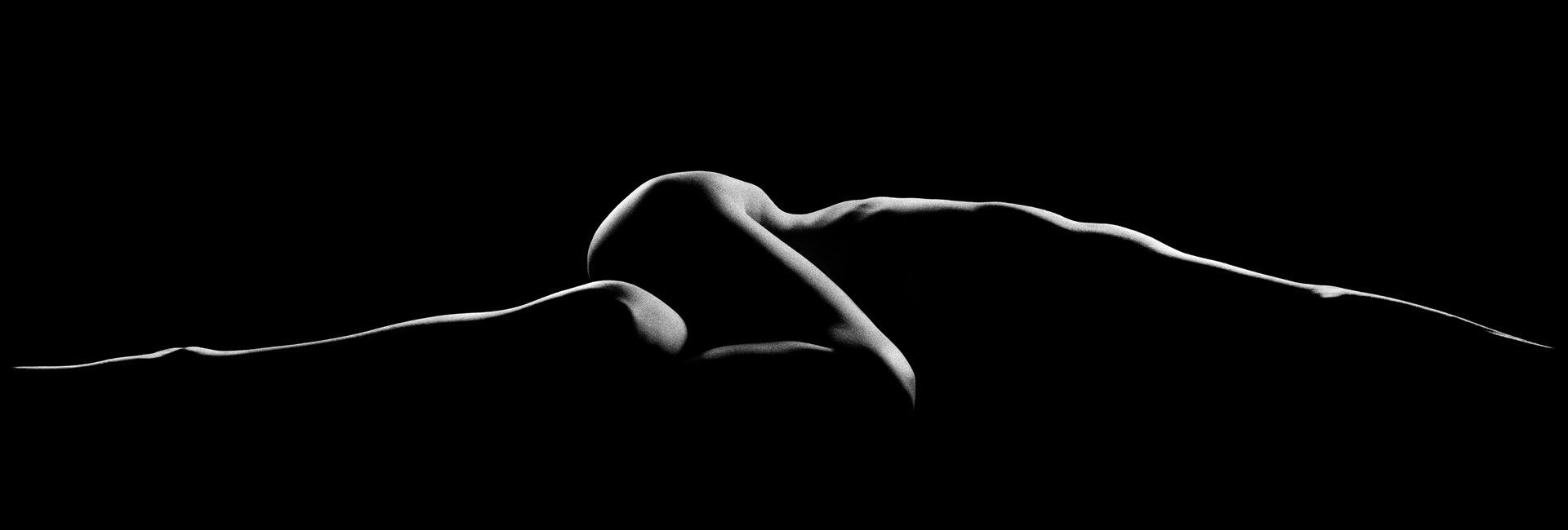 Simon Chaput - Panoramic Nude ; Andrea NY 1L