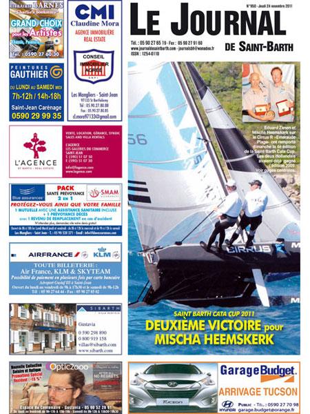 Le journal de Saint-Barth